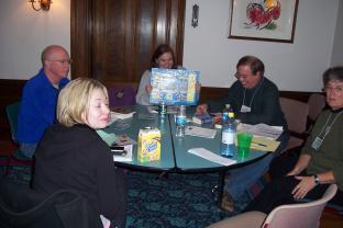 Dineens class feb 2008